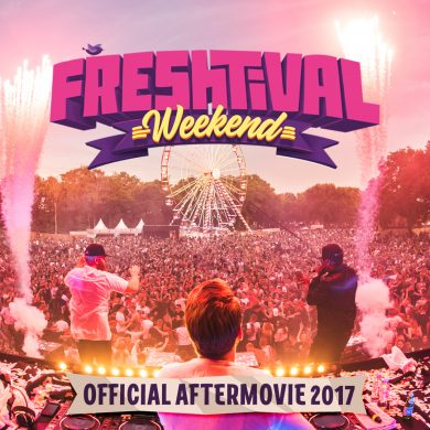 Official Freshtival Weekend 2017 aftermovie online!