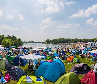Laatste kans – gegarandeerde – camping tickets!