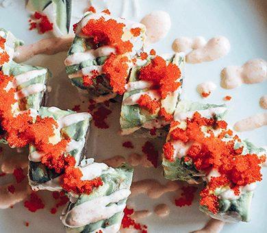 Next-level sushi ervaring op Freshtival!